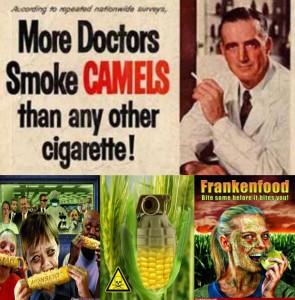 tobacco versus GMOs