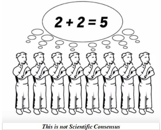 Calibrating Scientific Skepticism Wider >> Scientific Consensus Isn T A Part Of The Scientific Method It S A